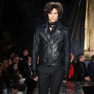 🌈 Stylish JV biker jacket